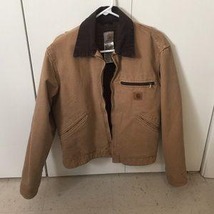 ⚜️ Carhartt tan jacket